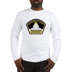 Sacto Sheriff Long Sleeve T-Shirt