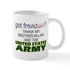 U.S. Army (Brother-In-Law) Mug