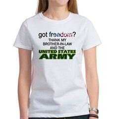 U.S. Army (Brother-In-Law) Tee