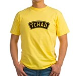Tchad Legionaire Yellow T-Shirt