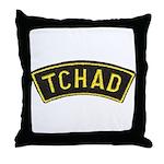 Tchad Legionaire Throw Pillow