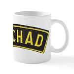 Tchad Legionaire Mug
