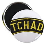 Tchad Legionaire Magnet