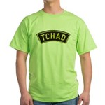 Tchad Legionaire Green T-Shirt