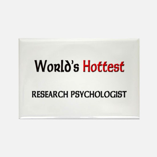 World's Hottest Research Psychologist Rectangle Ma