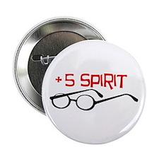 """+5 Spirit 2.25"""" Button"""