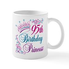 95th Birthday Princess Mug