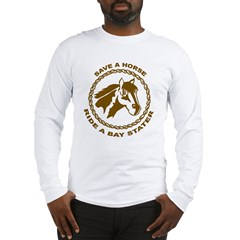 Bay Stater Long Sleeve T-Shirt