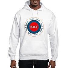 Halt Jumper Hoody
