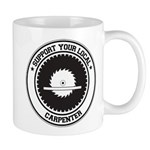 Support Carpenter Mug