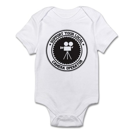 Support Camera Operator Infant Bodysuit