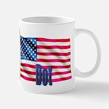 Dot Personalized USA Gift Mug
