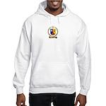 BLAIS Family Crest Hooded Sweatshirt