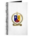 BLAIS Family Crest Journal