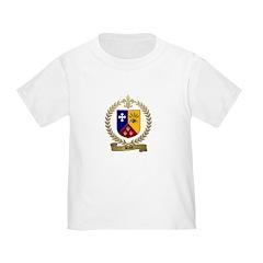BLAIS Family Crest T