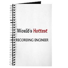 World's Hottest Recording Engineer Journal