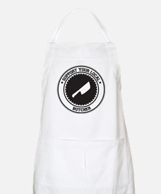 Support Butcher BBQ Apron