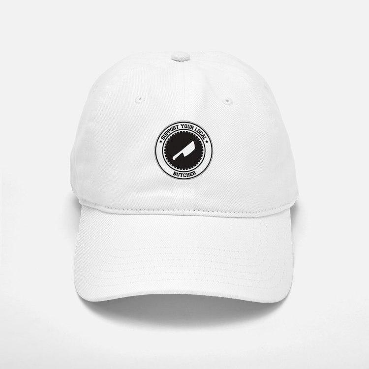 Support Butcher Baseball Baseball Cap