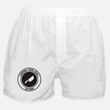 Support Butcher Boxer Shorts