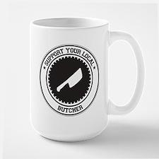 Support Butcher Mug