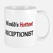 World's Hottest Receptionist Mug