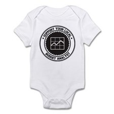 Support Budget Analyst Infant Bodysuit