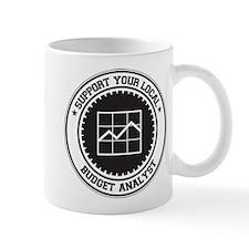Support Budget Analyst Mug