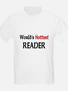 World's Hottest Reader T-Shirt