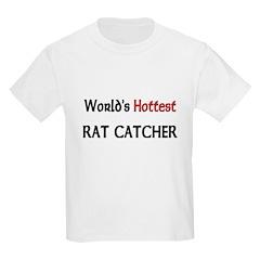 World's Hottest Rat Catcher T-Shirt