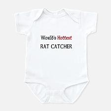World's Hottest Rat Catcher Infant Bodysuit