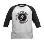 Support Bobsledder Kids Baseball Jersey