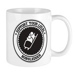 Support Bobsledder Mug
