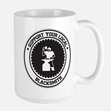 Support Blacksmith Mug