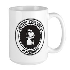 Support Blacksmith Mug