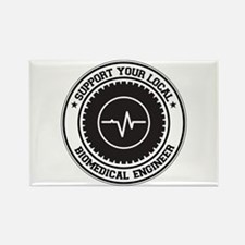 Support Biomedical Engineer Rectangle Magnet