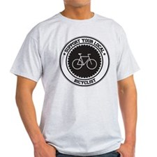 Support Bicyclist T-Shirt