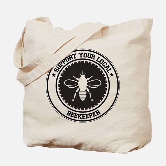 Support Beekeeper Tote Bag