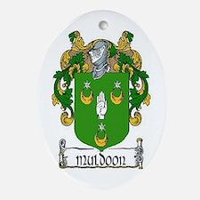 Muldoon Coat of Arms Keepsake Ornament