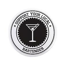"Support Bartender 3.5"" Button"