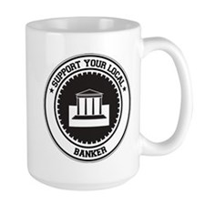 Support Banker Mug