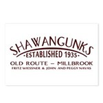 Shawangunks First Ascent Postcards (Package of 8)