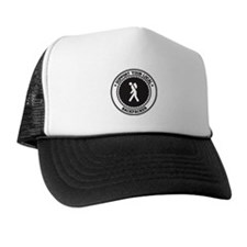 Support Backpacker Trucker Hat