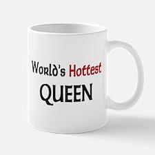 World's Hottest Queen Mug