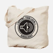 Support Audiologist Tote Bag
