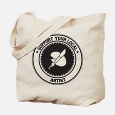 Support Artist Tote Bag