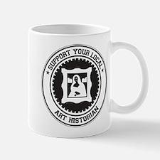 Support Art Historian Mug