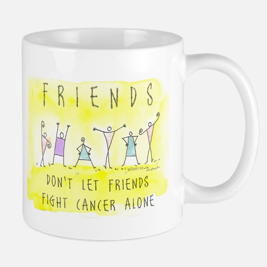 Cancer Friends Mug