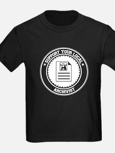 Support Archivist T