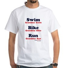 Triathlon Grandma Shirt
