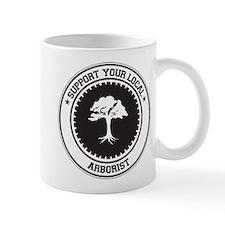 Support Arborist Mug